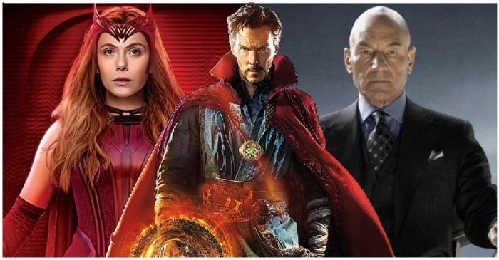 [新聞] 小道消息:X教授有望回歸《奇異博士2》對決緋紅女巫
