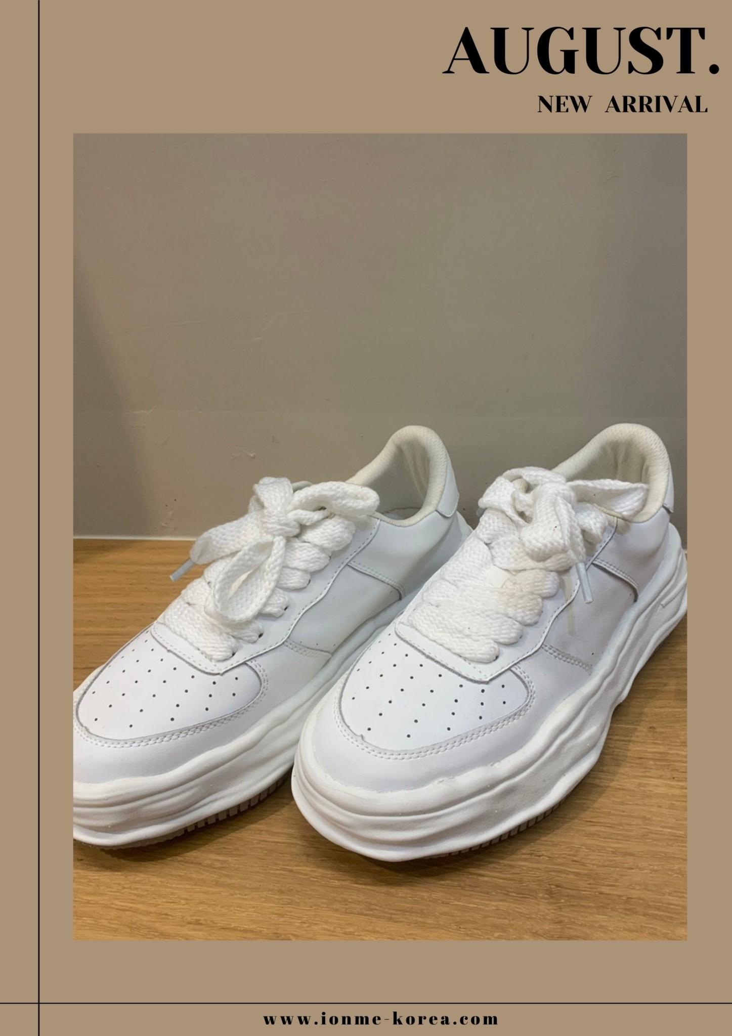 A78翻玩溶化白布鞋(白)(24)