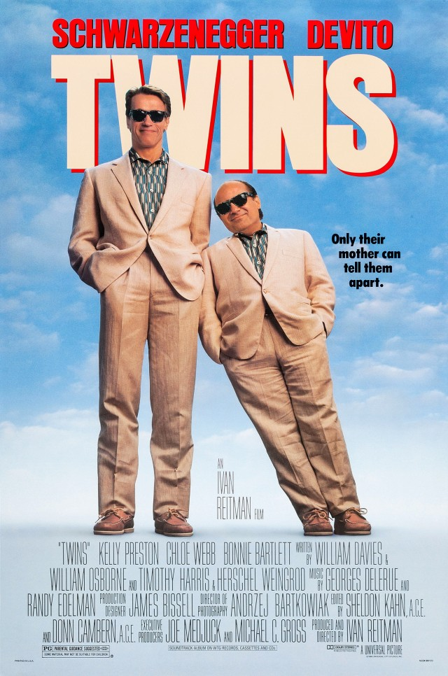 [新聞] 阿諾睽違33年回歸主演《龍兄鼠弟》續集!雙胞胎組合加碼變三