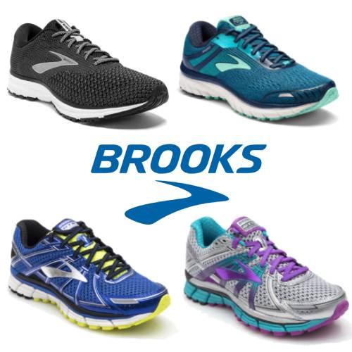 BROOKS 透氣輕量男慢跑鞋