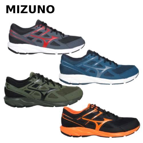MIZUNO 男款彈力慢跑鞋