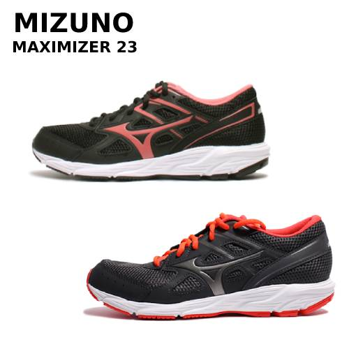 MIZUNO 女款寬楦慢跑鞋