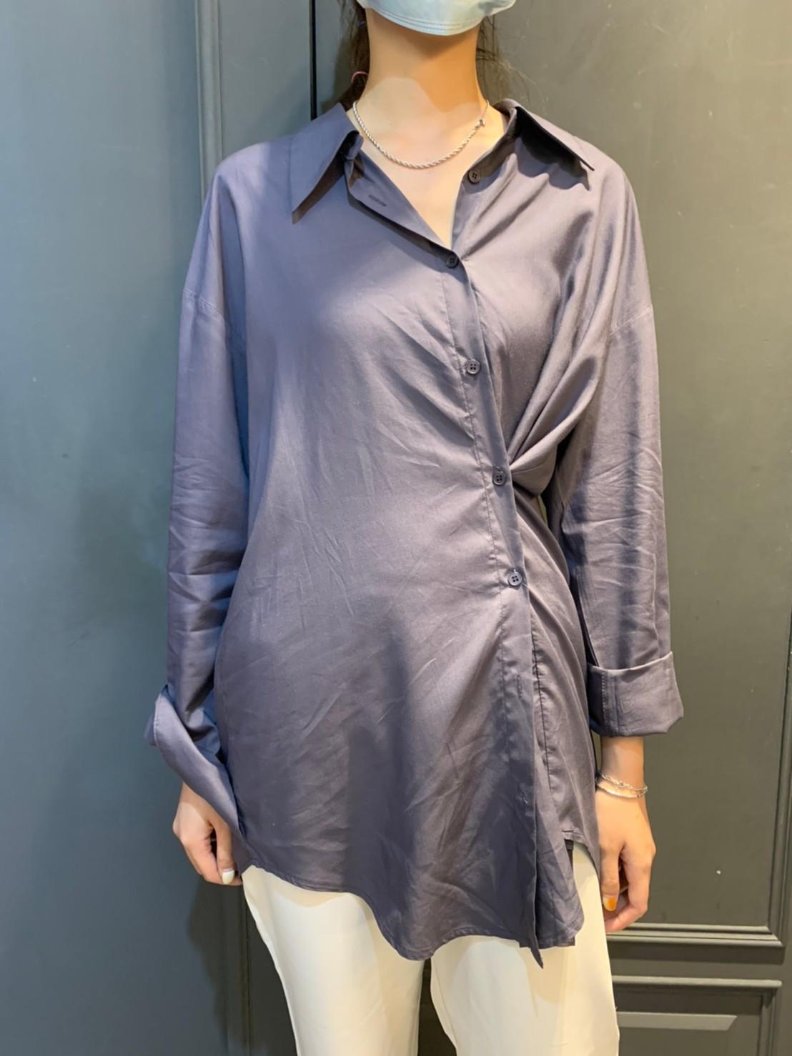 (N30)four亮色襯衫