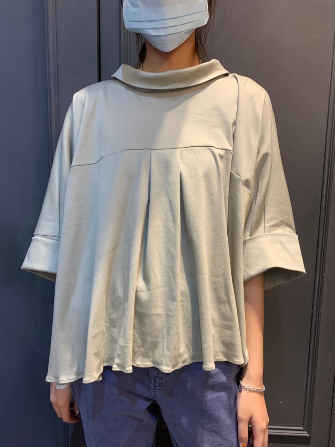(N06)領反摺衣