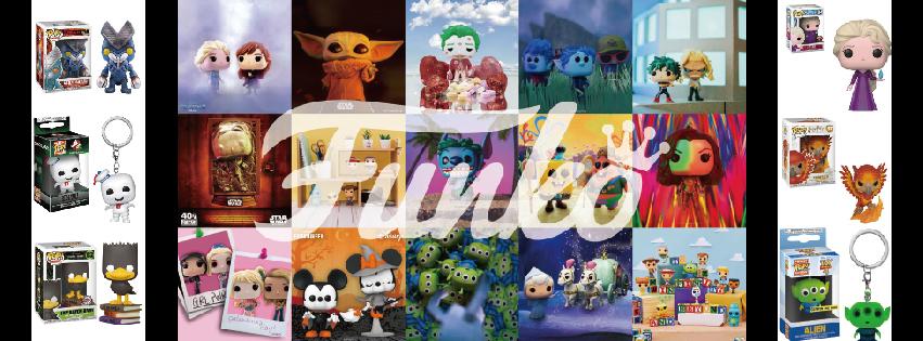 ●FUNKO POP 公仔 - HobbyToy 哈玩具
