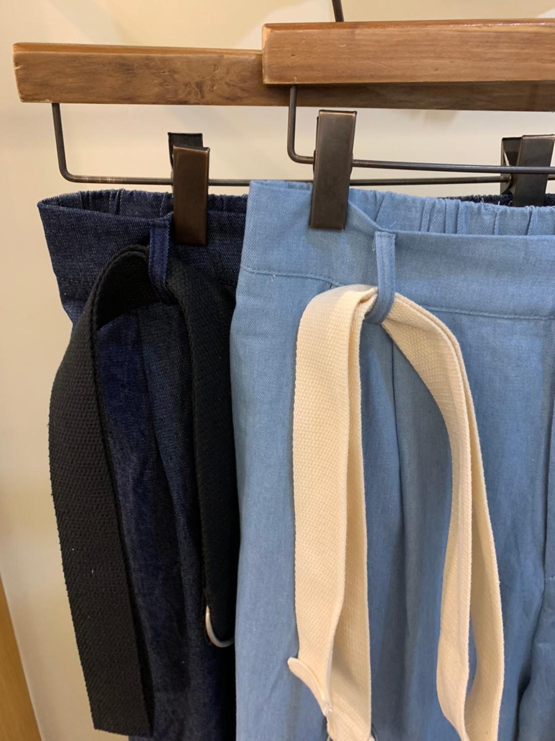 (n12)附帶牛仔寬褲