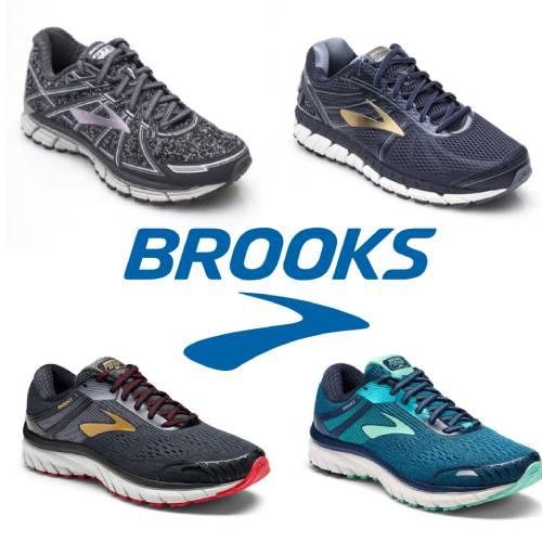 Brooks 女款穩定透氣慢跑鞋