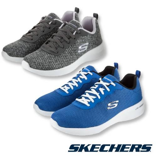 SKECHERS 女款輕量透氣運動鞋