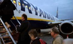AbUy8v% - La tripulación de Ryanair se planta