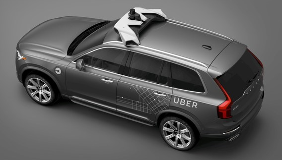 """rR9O8Z% - Llegan los """"robotaxis"""" ... ¡Uber adquiere 24000 coches autónomos!"""